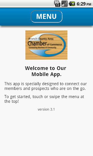 【免費旅遊App】Branch County Area Chamber-APP點子