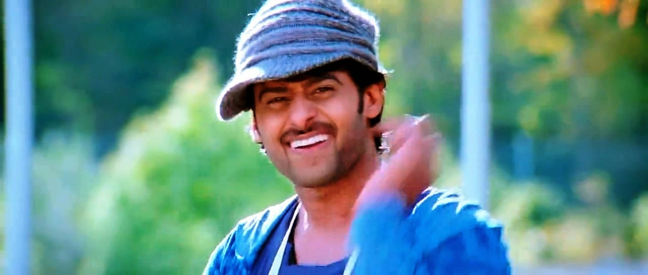 Prabhas Fans Forever: Chocolate Scene From Darling Movie