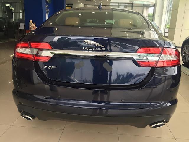 Xe Jaguar XF Premium Luxury 08
