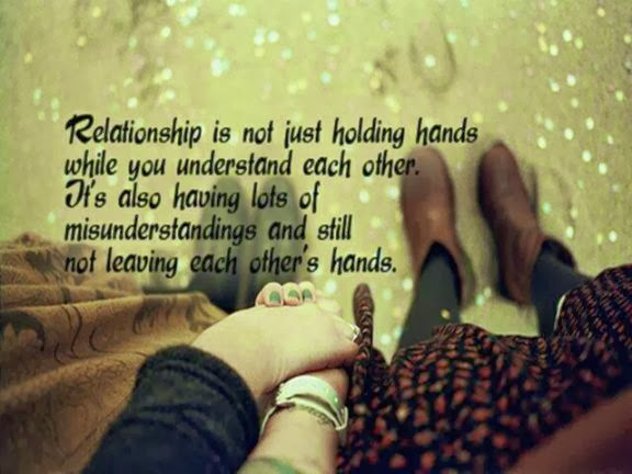 The meaning of holding hands relationships