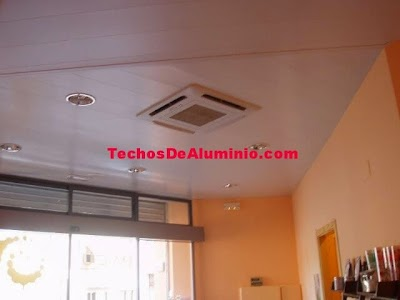 Techos aluminio Murcia