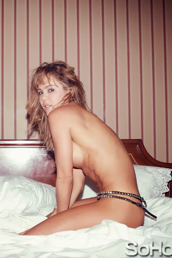 Natalia Paris Desnuda en SoHo Foto 10