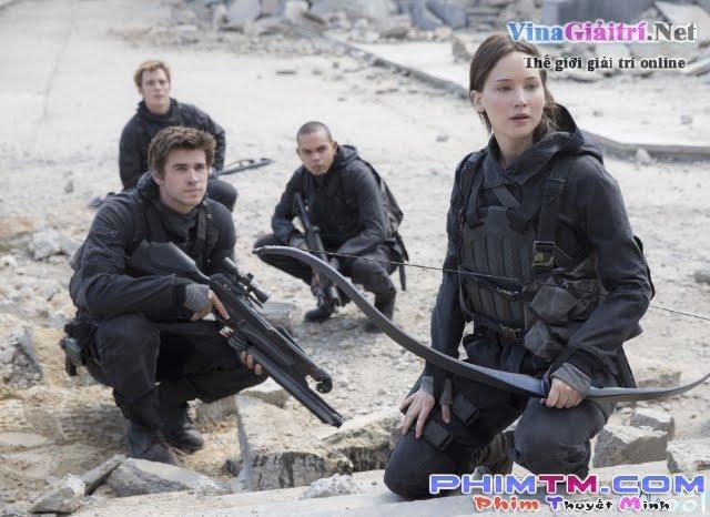 Xem Phim Húng Nhại Phần 2 - The Hunger Games: Mockingjay - Part 2 - sanphim.net - Ảnh 4