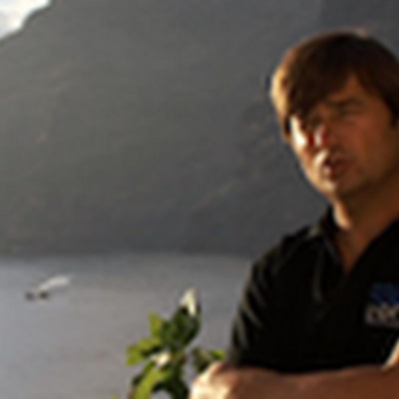 Rafa Herrero, Naturalista, cámara y realizador submarino