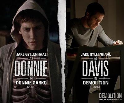 Destruction is a form of creation Start fresh with Jake Gyllenhaals latest