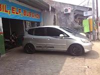 Sewa mobil jogja Honda Jazz untuk luar kota - Telp 085643716484