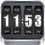 3D Rolling Clock BLACK 5.3.0 APK for Android