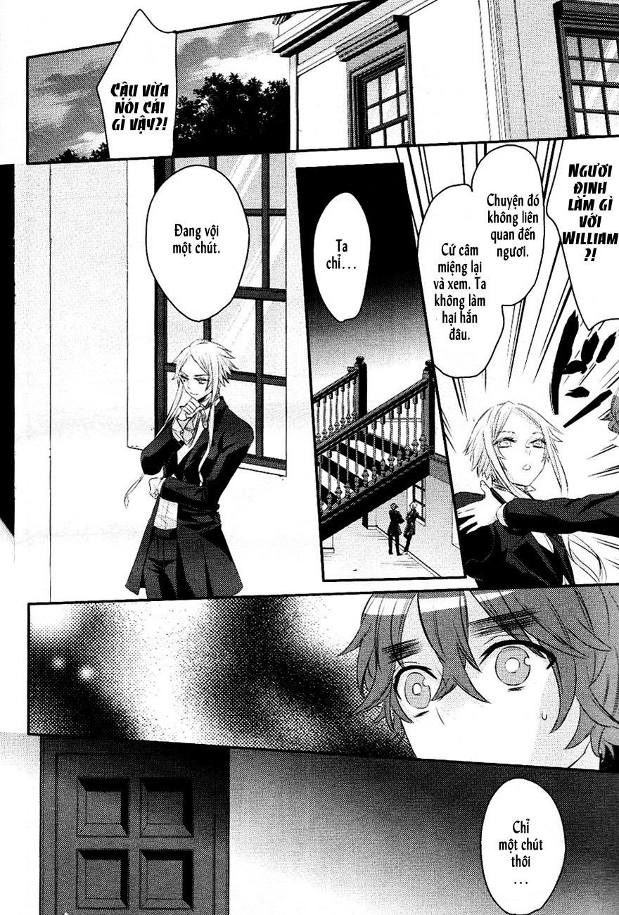 Makai Ouji: Devils and Realist Chap 004