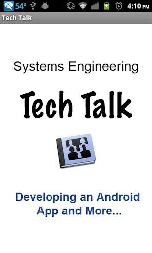 SE Tech Talk