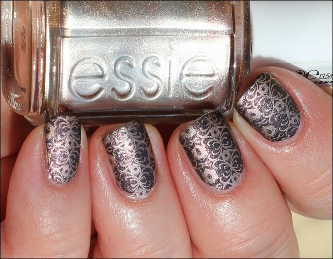 Elegant Nail Art Nageldesign 5
