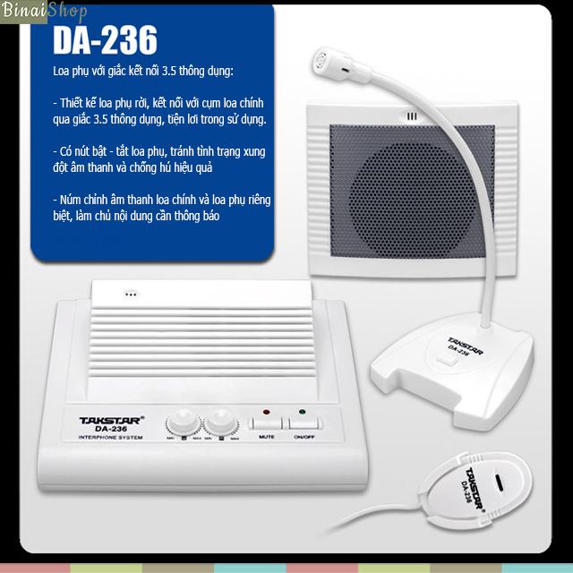 Talk-Back DA-236