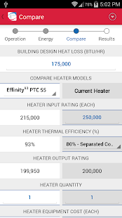 Effinity93 Payback Calculator- screenshot thumbnail