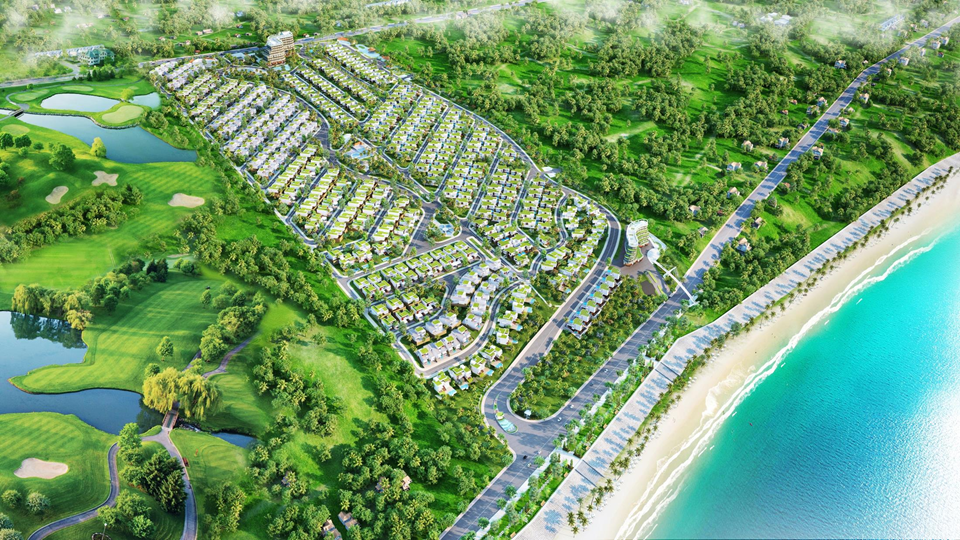 SENTOSA VILLA MŨI NÉ Đón Sóng Bất Động Sản cùng Sân Bay Phan Thiết 4