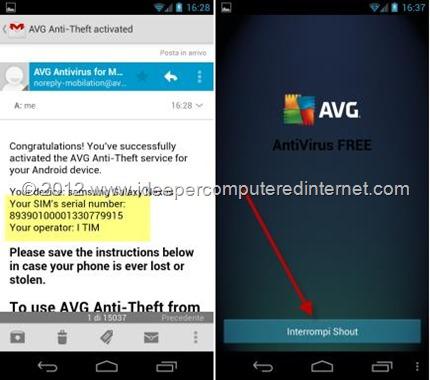Antivirus per Smartphone Android e Come localizzare, trovare la sua posizione
