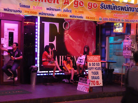 Sex thailandeze: Strip tease Pattaya