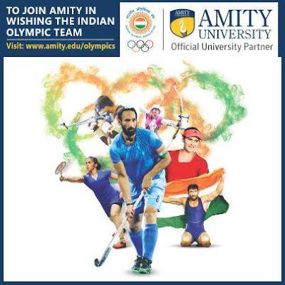 Amity University 08/08/2016