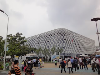 Pavillon France à l'Exposition universelle Shanghai 2010