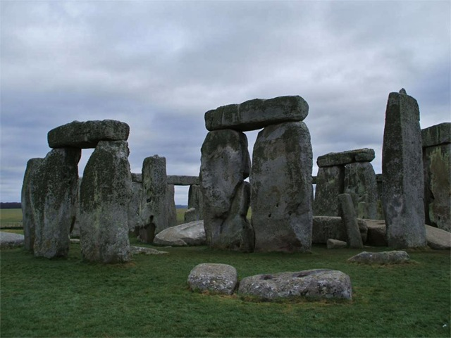 Stonehenge - main circle