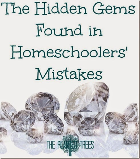 The Hidden Gems Found in Homeschoolers' Mistakes