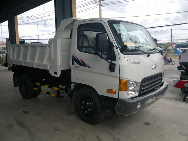 Bán xe ben hyundai hd65 2,5 tấn