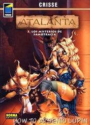 P00003 - Atalanta  - Los Misterios