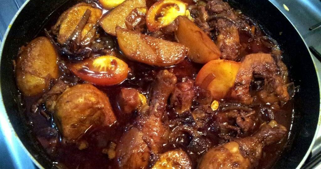 resepi ayam halia black pepper resepi book Resepi Sup Cendawan Daging Enak dan Mudah