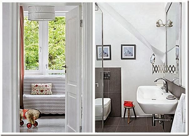 Stile nordico in polonia case e interni for Case in legno in polonia