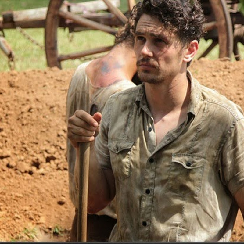 "James Franco Adapts William Faulkner's ""As I Lay Dying"" to Big Screen (Opens Nov 27)"