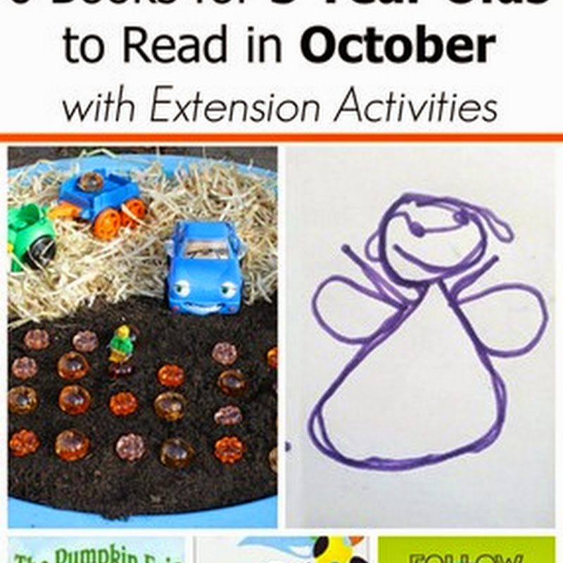 6 October Books for 5 Year Olds