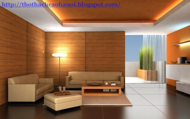 Kiểu trần thạch cao phòng khách
