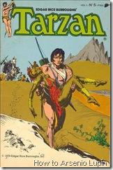 P00005 - El Nuevo Tarzan #5
