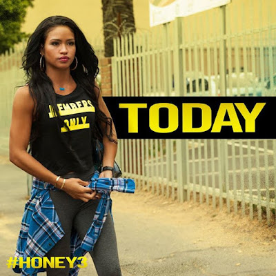 Cassie Ventura is readyare you Honey3 On Bluray DVD and Digital HD