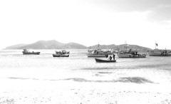 Koufonisia Fishing Boats 02