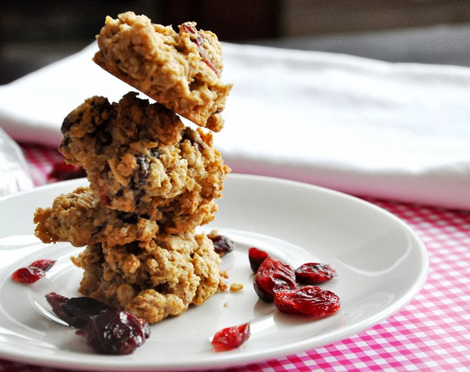 oatmeal cranberry orange pecan cookies 050