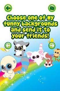 Talking YooHoo Free Screenshot 3