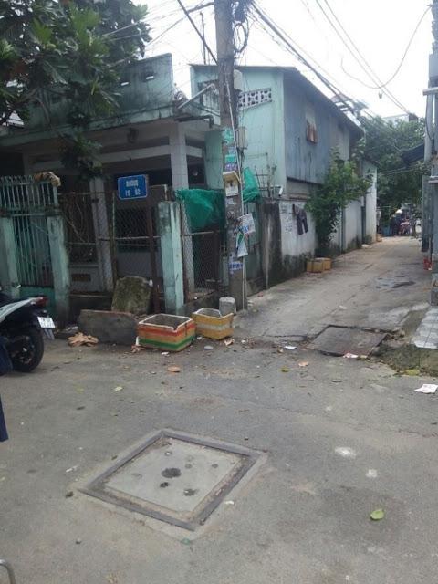 Bán nhà Quận Tân Phú 34/41 Hoàng Ngọc Phách Phú Thọ Hòa 001