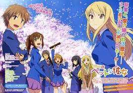 Những cô gái cưng ở kí túc Sakura  Sakurasou No Pet Na Kanojo