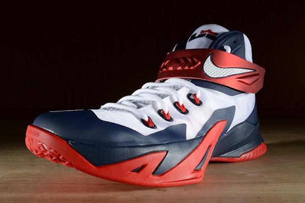 Release Reminder: Nike Zoom LeBron Soldier 8
