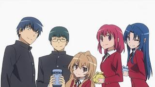 Toradora SOS - Anime Toradora SOS VietSUb
