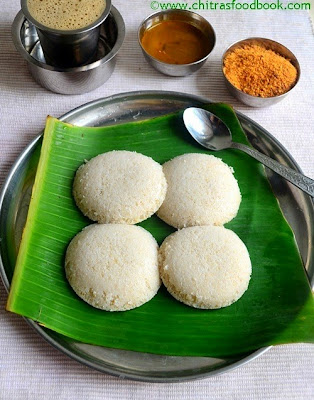 Brown rice idli recipe