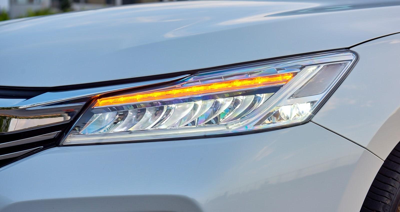 Đánh giá xe Honda Accord New Model 05
