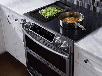 Flexible cooktop For meals big and small