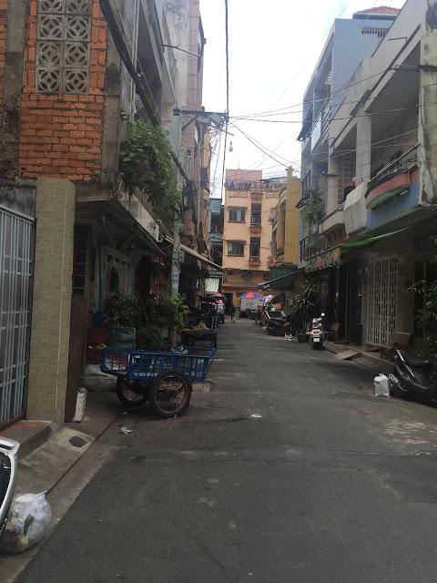 Bán nhà quận Tân Phú - Nhà 1 trệt 2 lầu ngay chợ Cây Keo 04