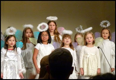 15 - Angel Choir