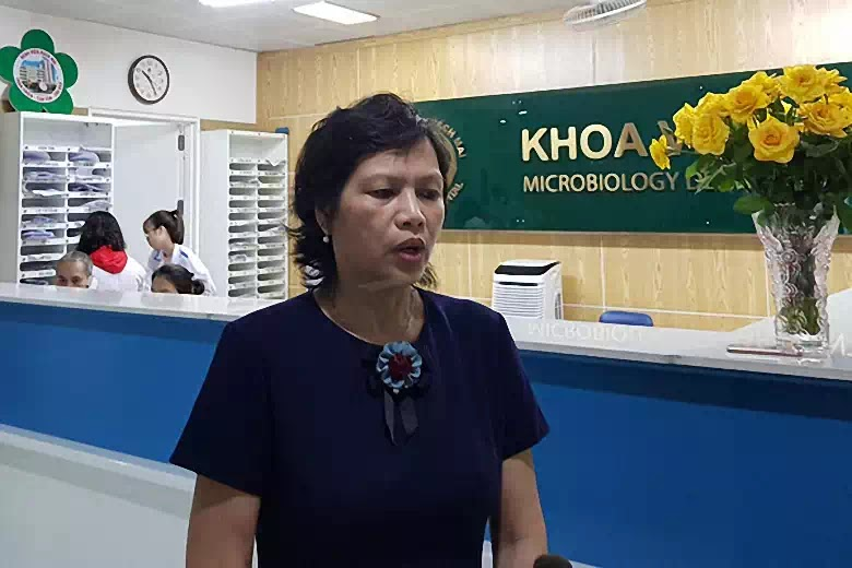 PGS.TS Đoàn Mai Phương