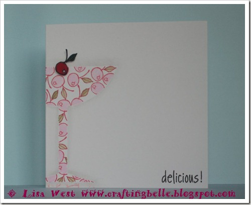 Cherry Cocktail Card (2)