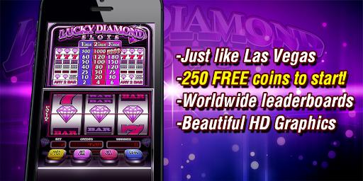 Lucky Diamond Slots Free
