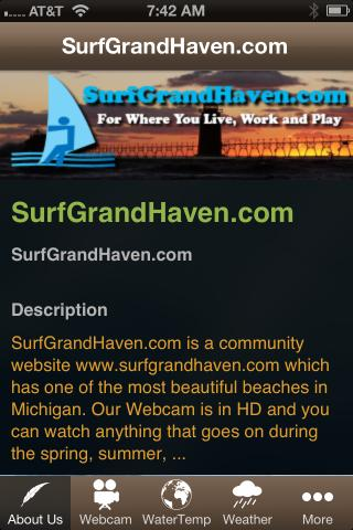 SurfGrandHaven.com