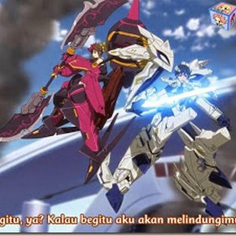 Infinite stratos season 2 episode 1 sub indo 3gp / Shom uncle episode 1