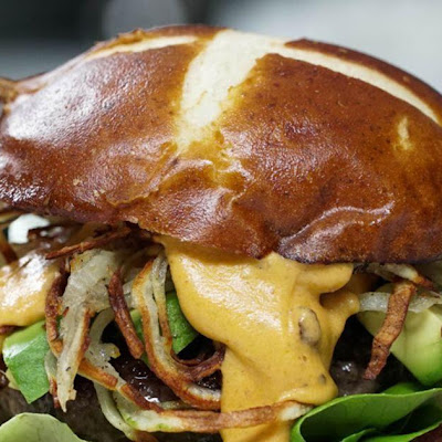 This might be as close as you get to a perfect burger